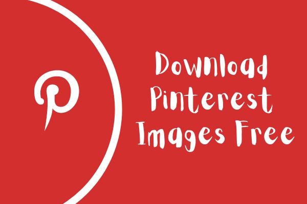 Download Pinterest Images Free
